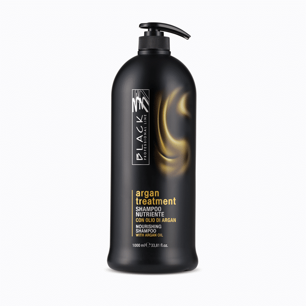 Nourishing shampoo with Argan oil