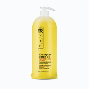 Virgin Oil - Silky shampoo for frequent use