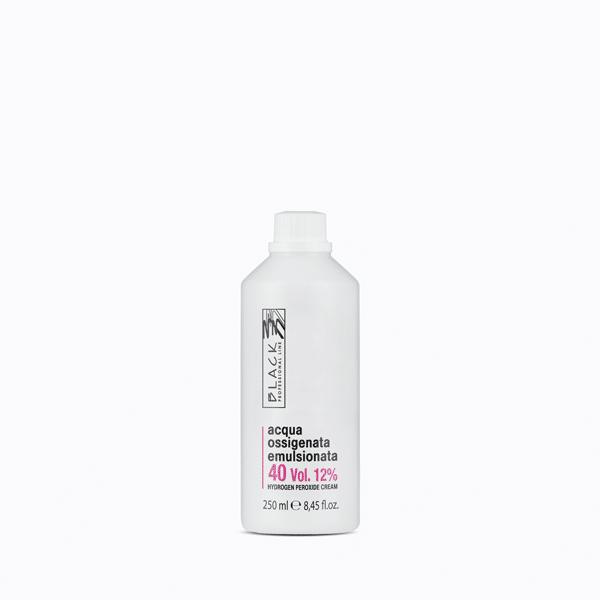 40-volume emulsified hydrogen peroxide