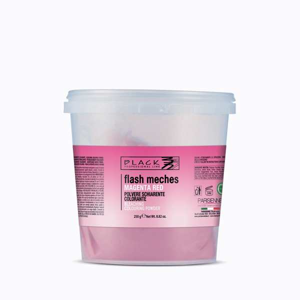 Flash Mèches - Tinting bleaching powder - Magenta Red
