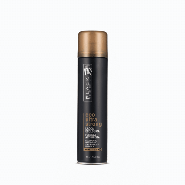 Ultra strong - Eco-friendly anti-humidity hairspray