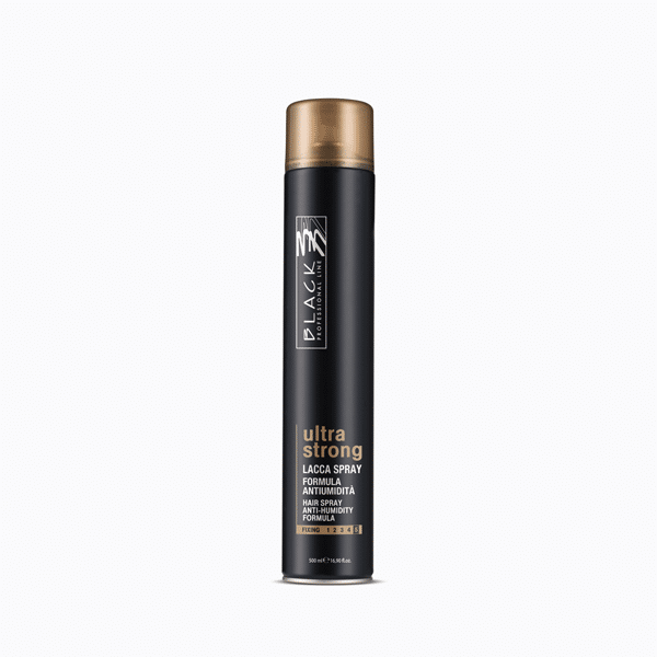 Ultra strong - Anti-humidity hairspray 500 ml