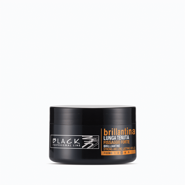 Long-lasting brilliantine