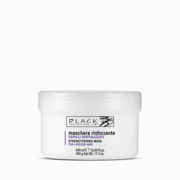 Strengthening mask for damaged hair