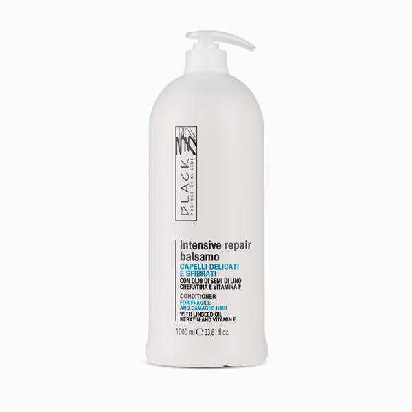 Regenerating conditioner for dry and lifeless hair