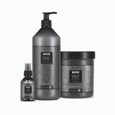 Repair treatment - Noir