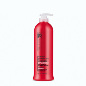 Colour protection shampoo